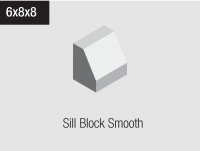 J6in-sill-block-smooth
